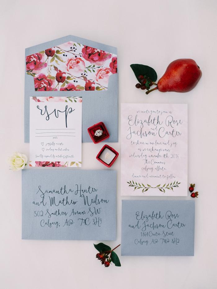 Wedding Guests | Pink Umbrella | As seen on TodaysBride.com