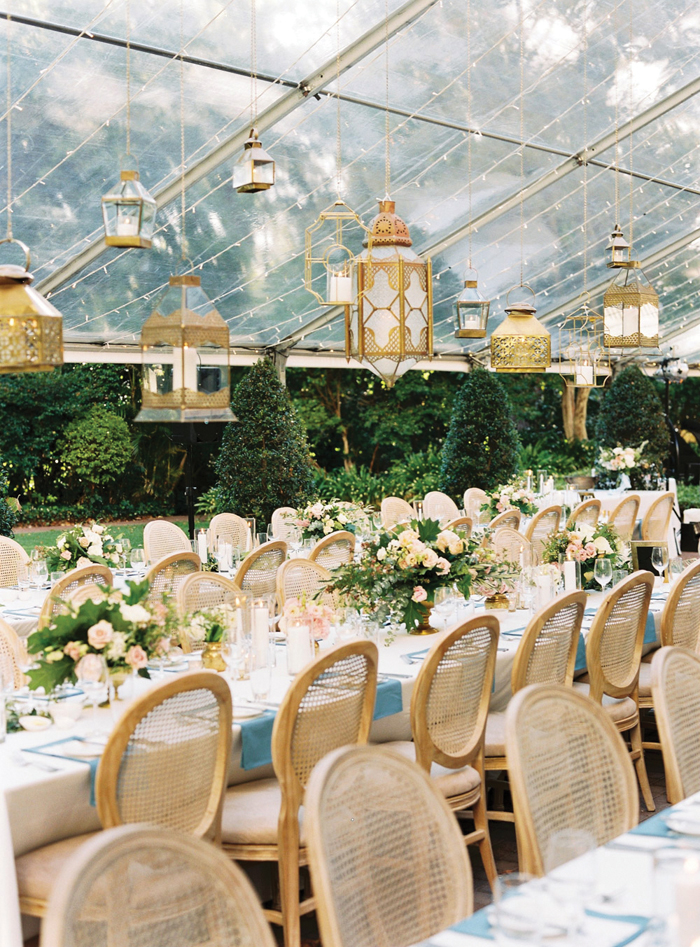 Lantern Display | Katie Grant Photography | As seen on TodaysBride.com