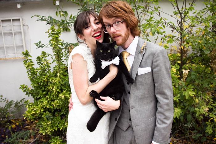 Pets in Wedding | Zachary Hunt Photography | As seen on TodaysBride.com