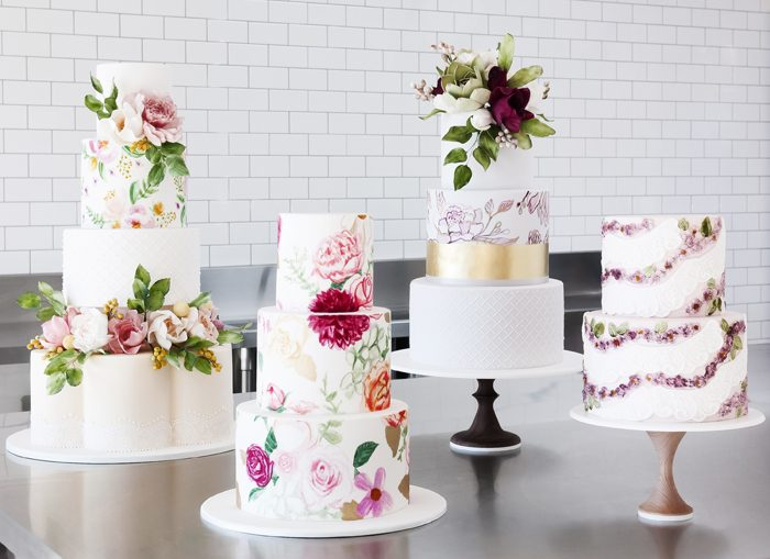 Wedding Cakes | CakeInk | As seen on TodaysBride.com