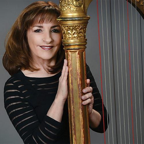 Harpist   Celestial Strings   As seen on TodaysBride.com