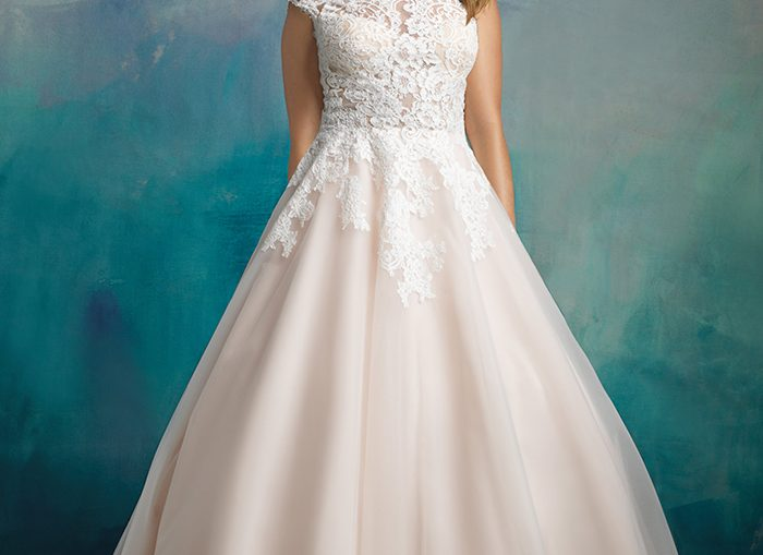 Wedding Gowns|Allure Women| As Seen on TodaysBride.com