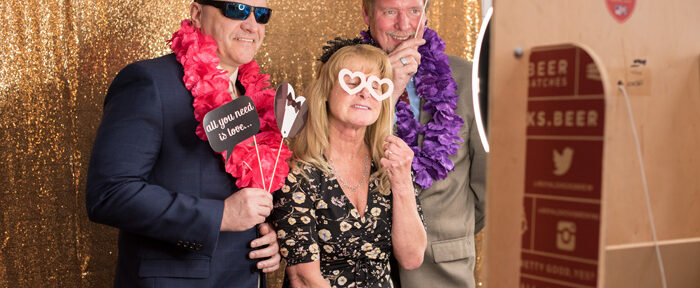 5 Reasons Photo Booths are a Must at Your Wedding!