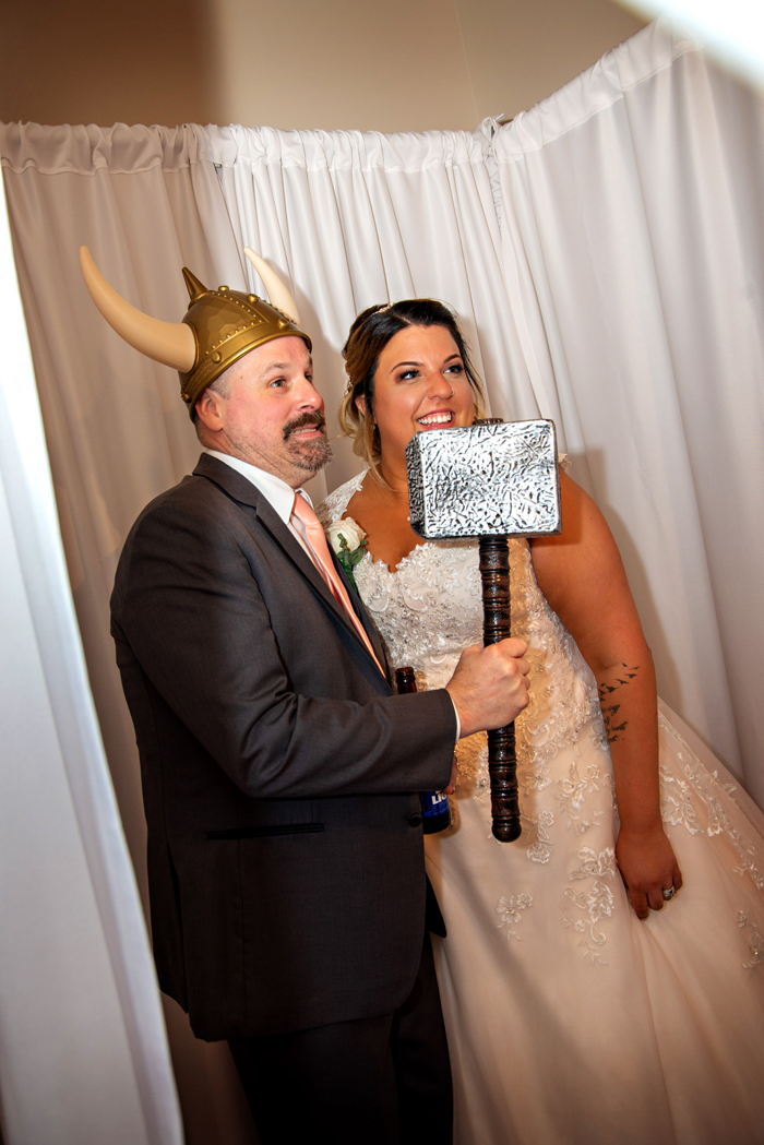 Photo Booth | Pulsart Media | As seen on TodaysBride.com