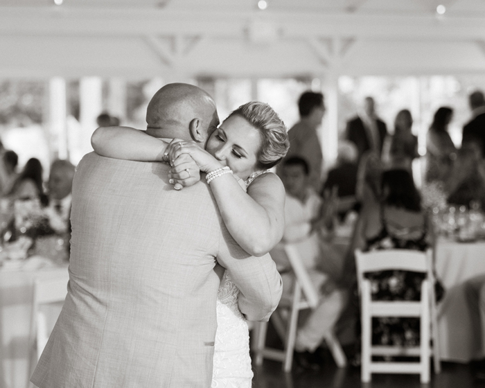 Father Daughter | Black Dog Photo Co | As seen on TodaysBride.com