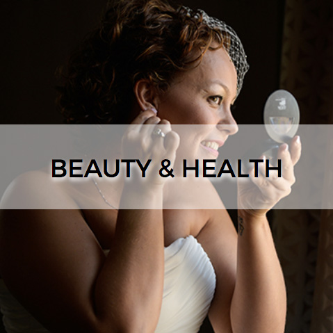 Beauty and Health Button