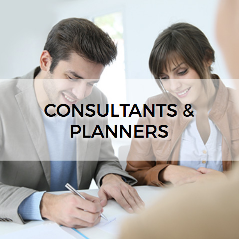Consultant and Planners Button