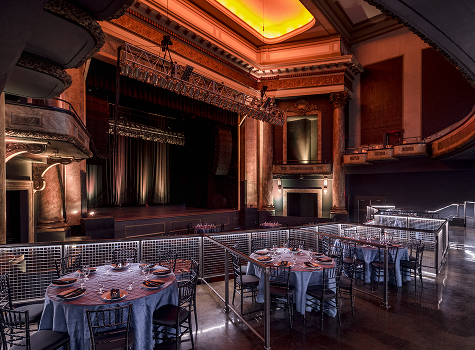 Agora Theatre & Ballroom | As Seen On Todaysbride.com