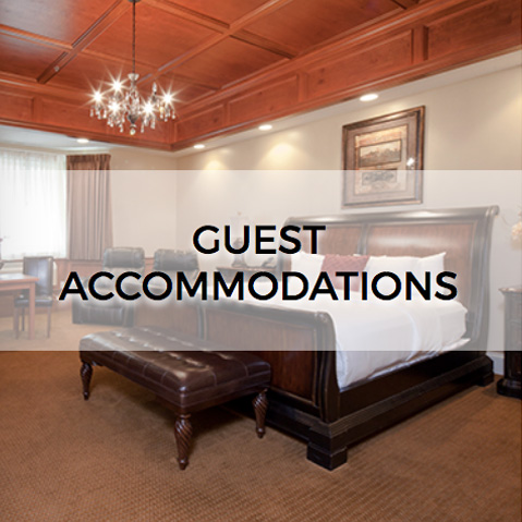 Guest Accommodations Button