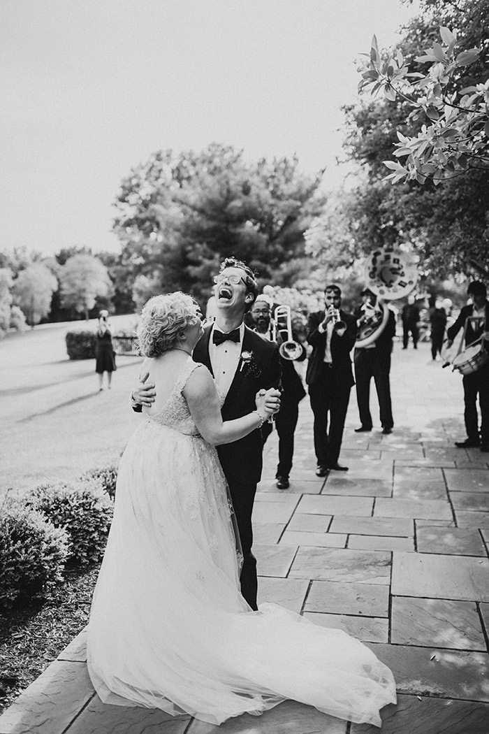 Kristin & Taylor's Modern Art Deco Matrimony, cleveland ohio wedding, real wedding inspiration as seen on TodaysBride.com