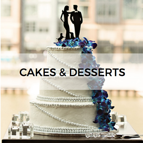 Cake and Desserts Button