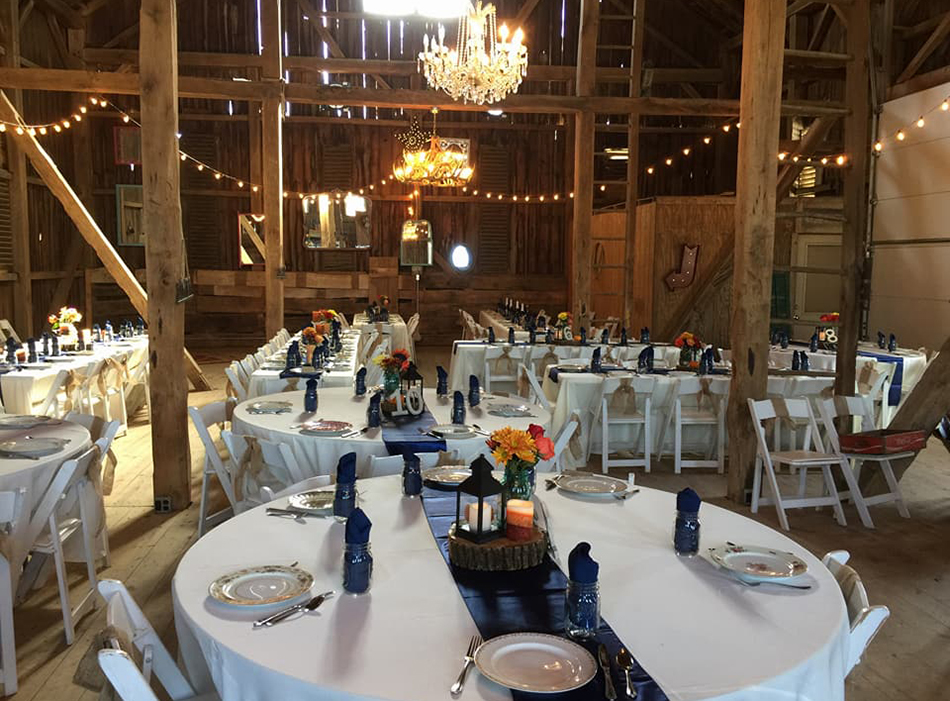 The Vintage Barn At Creekbend Ranch | As Seen On TodaysBride.com