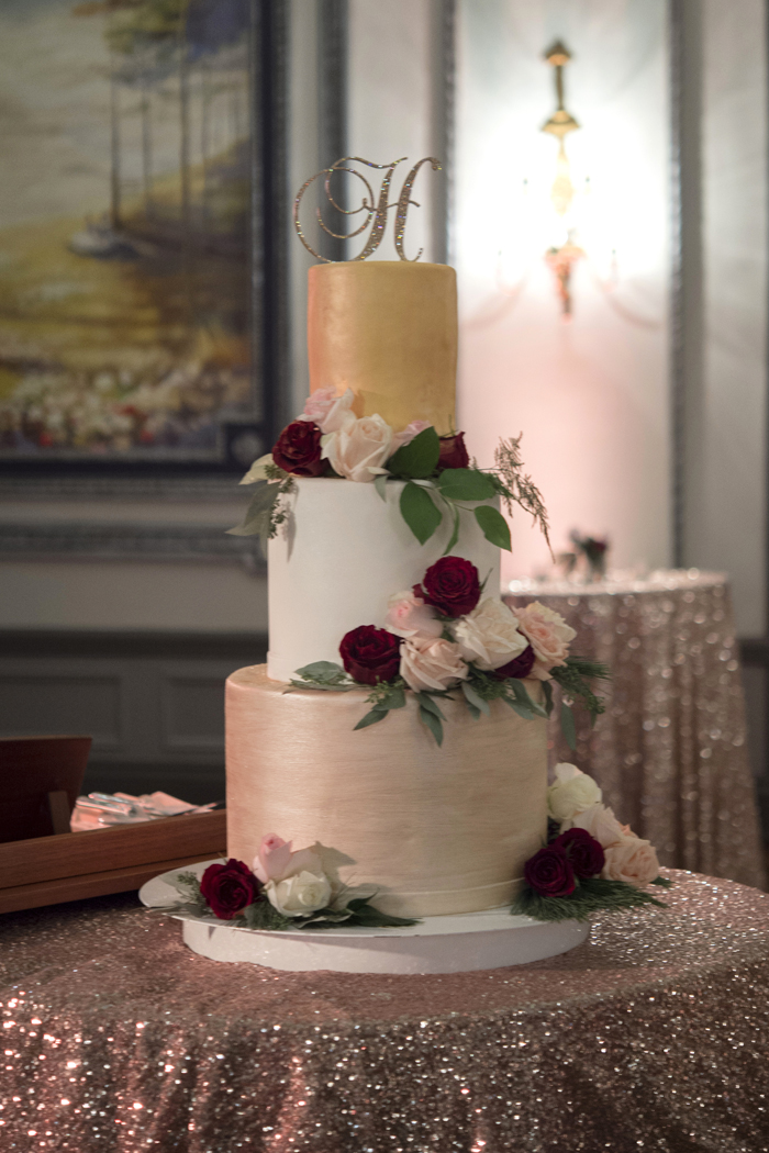 Wedding Cake | Rising Star Photography | As seen on TodaysBride.com