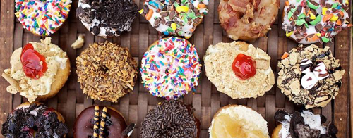 Donuts | Peace Love Little Donuts | As seen on TodaysBride.com