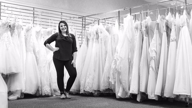 Wedding Dress Shopping | Lavender's Bridal Salon | As seen on TodaysBride.com