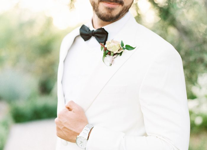 Groom's Attire | Leslie D Photography | As seen on TodaysBride.com