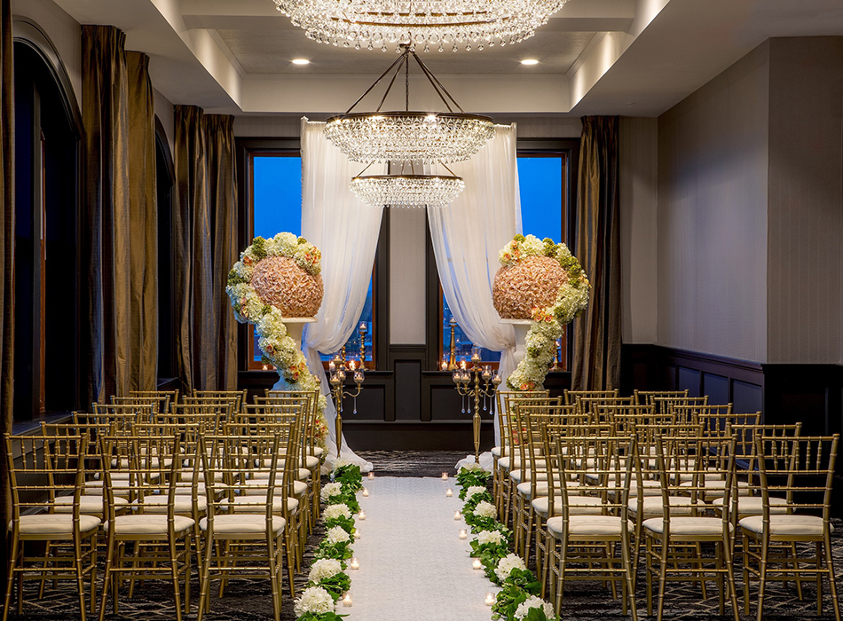 Doubletree by Hilton Youngstown Downtown | As Seen On TodaysBride.com