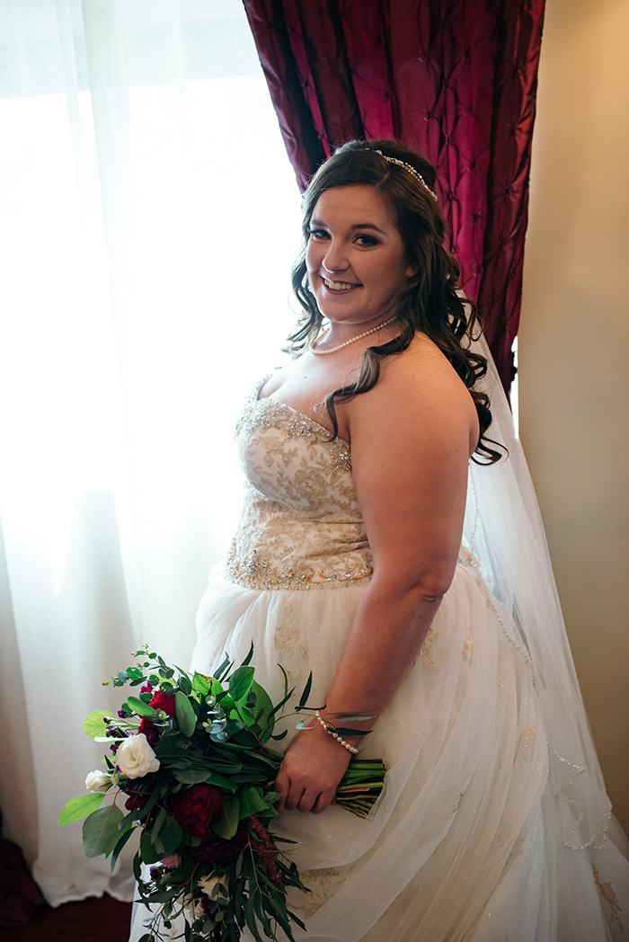 Kaylee Michaels Beauty And The Beast Themed Wedding Todays Bride