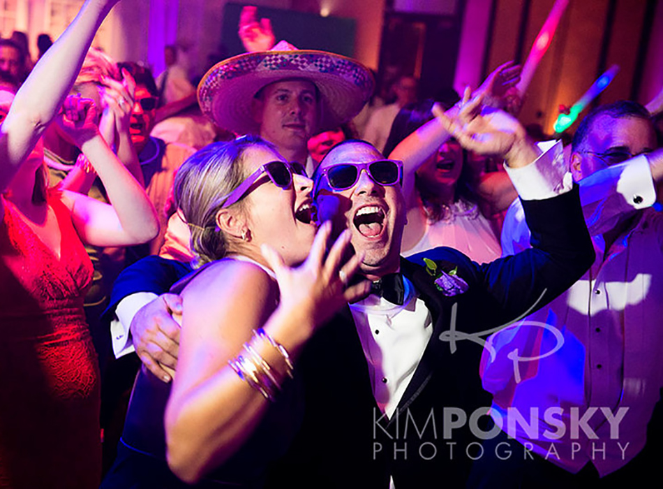Reception Music | Kim Ponsky Photography | As seen on TodaysBride.com