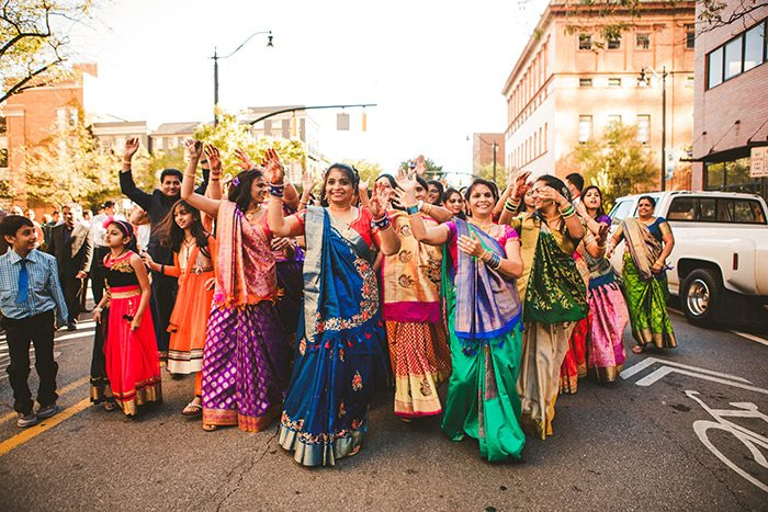 Traditional Indian Wedding | too much awesomeness | as seen on TodaysBride.com