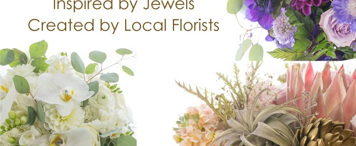 Local Florists Create Bouquets Inspired by Jewels