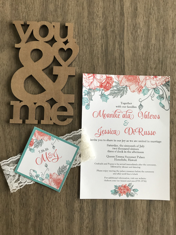 LGBTQ Wedding | Invitations by Kate | As seen on TodaysBride.com