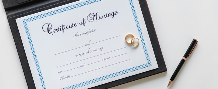 How and Where to Apply for a Marriage License in Northeast Ohio