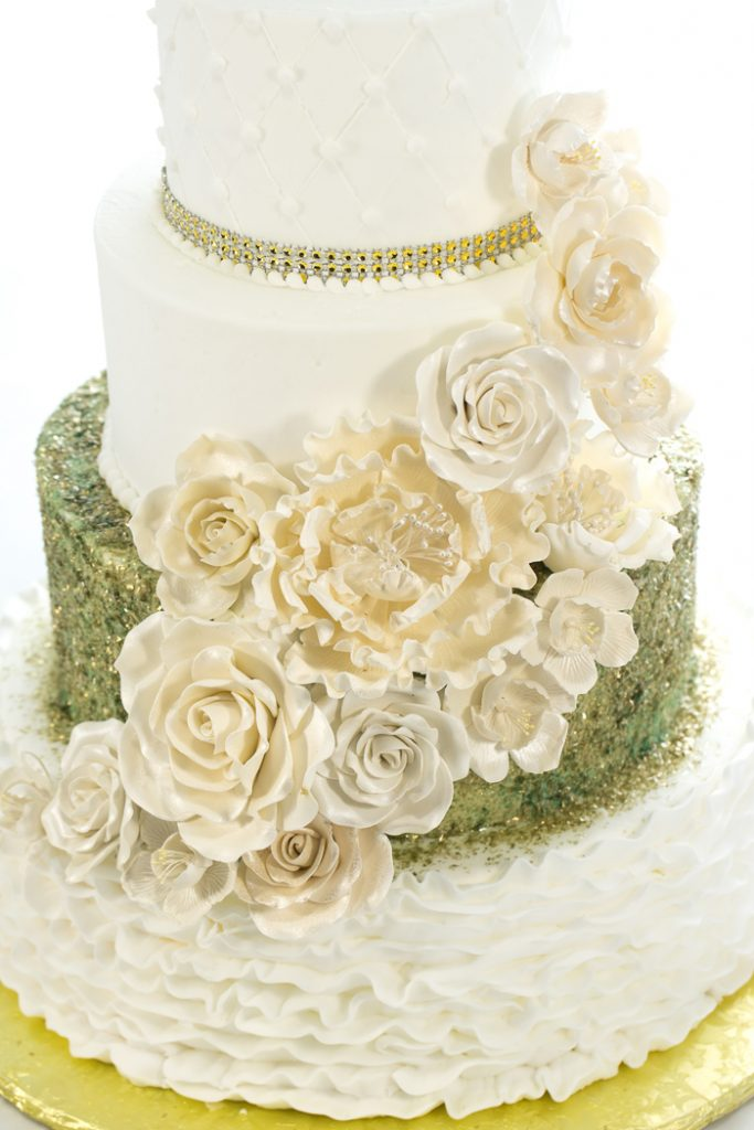 Wedding Cakes | Tiffany's Bakery | As seen on TodaysBride.com