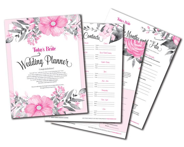 Wedding Planning Organization   As seen on TodaysBride.com