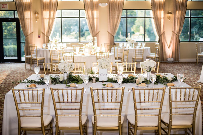 Reception Tables | Black Dog Photo Co | As seen on TodaysBride.com
