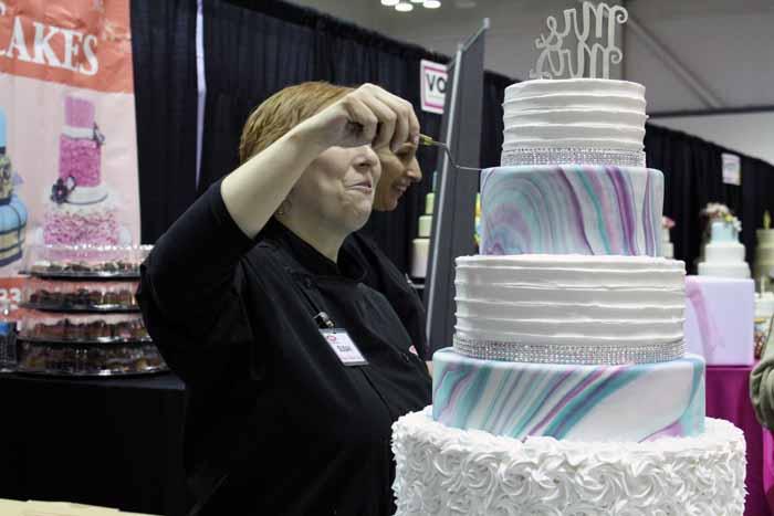 Cake Design | As seen on TodaysBride.com