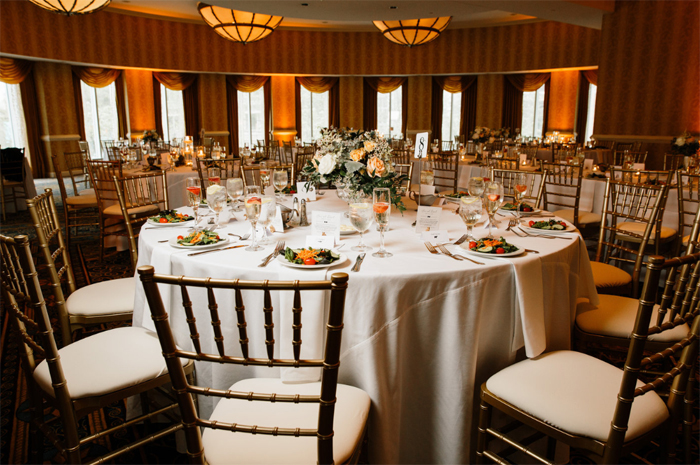 Crowne Plaza Playhouse Square | As seen on TodaysBride.com