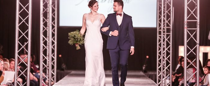 I-X Center Bridal Show 2019 Fashion Show