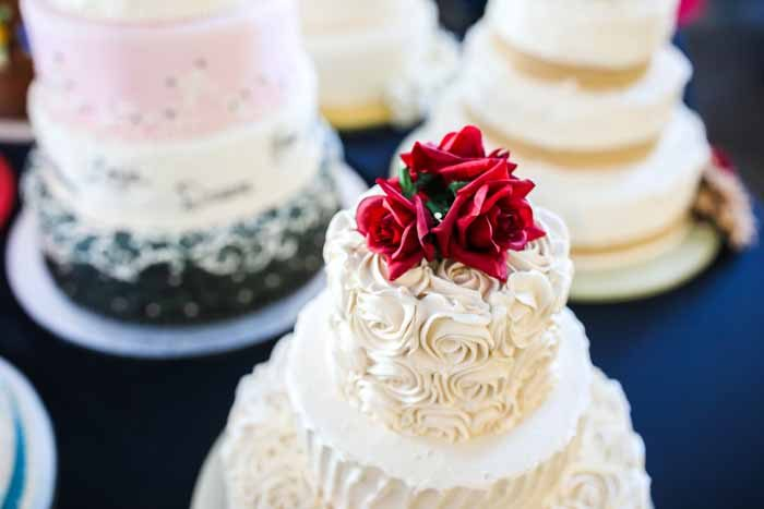 Cake Design | Jay Kossman Photography | As seen on TodaysBride.com