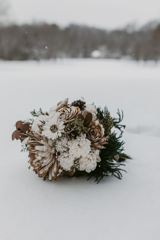 Wedding Flowers | The Heartlanders Co. | As seen on TodaysBride.com