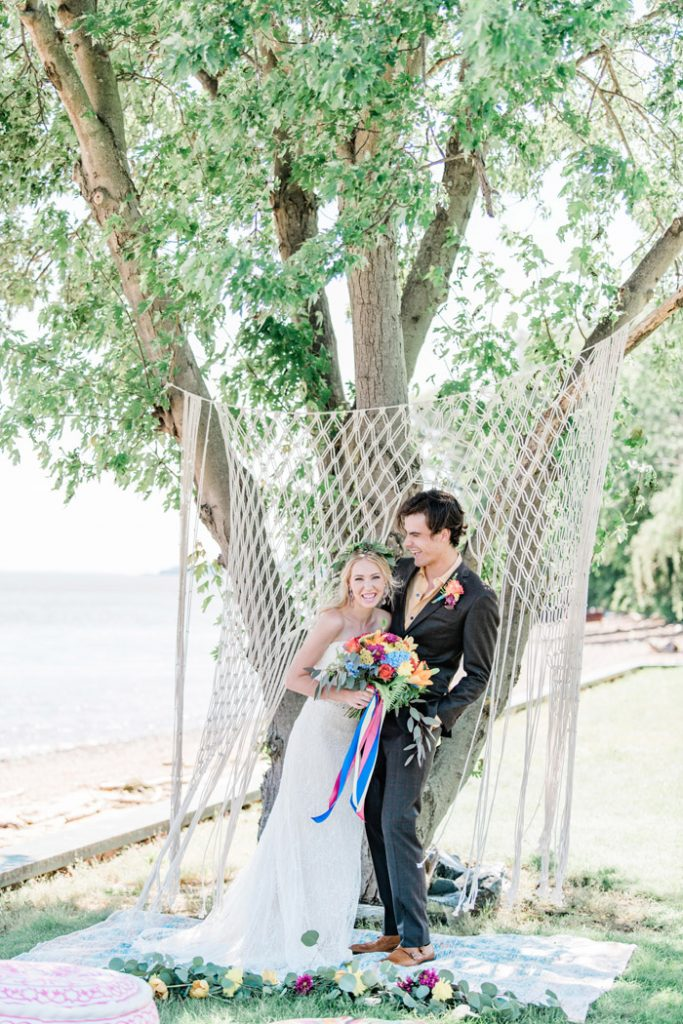 Boho Wedding | Landrum Photography | As seen on TodaysBride.com