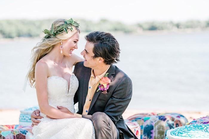 Boho Wedding   Landrum Photography   As seen on TodaysBride.com