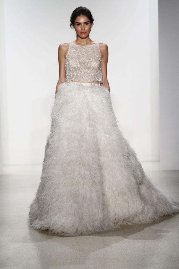 Wedding Attire | Kelly Faetanini | As seen on TodaysBride.com