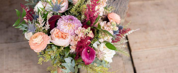 Wedding Flowers Based on Season