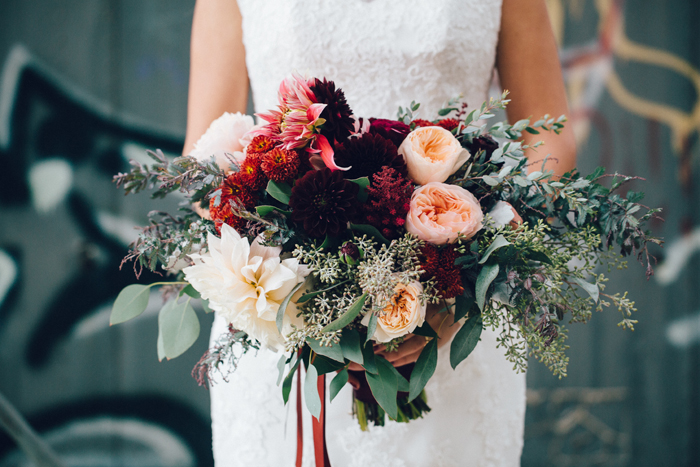 Wedding Flowers | too much awesomeness |  As seen on TodaysBride.com