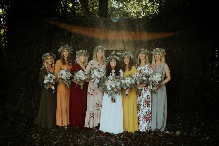 Wedding Attire | Trin Jensen Photography | As seen on TodaysBride.com