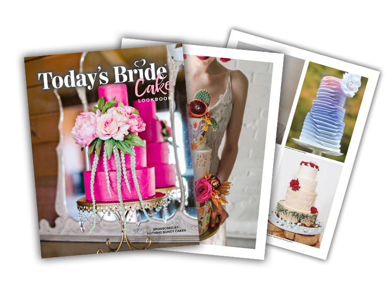 Today's Bride Cake Lookbook
