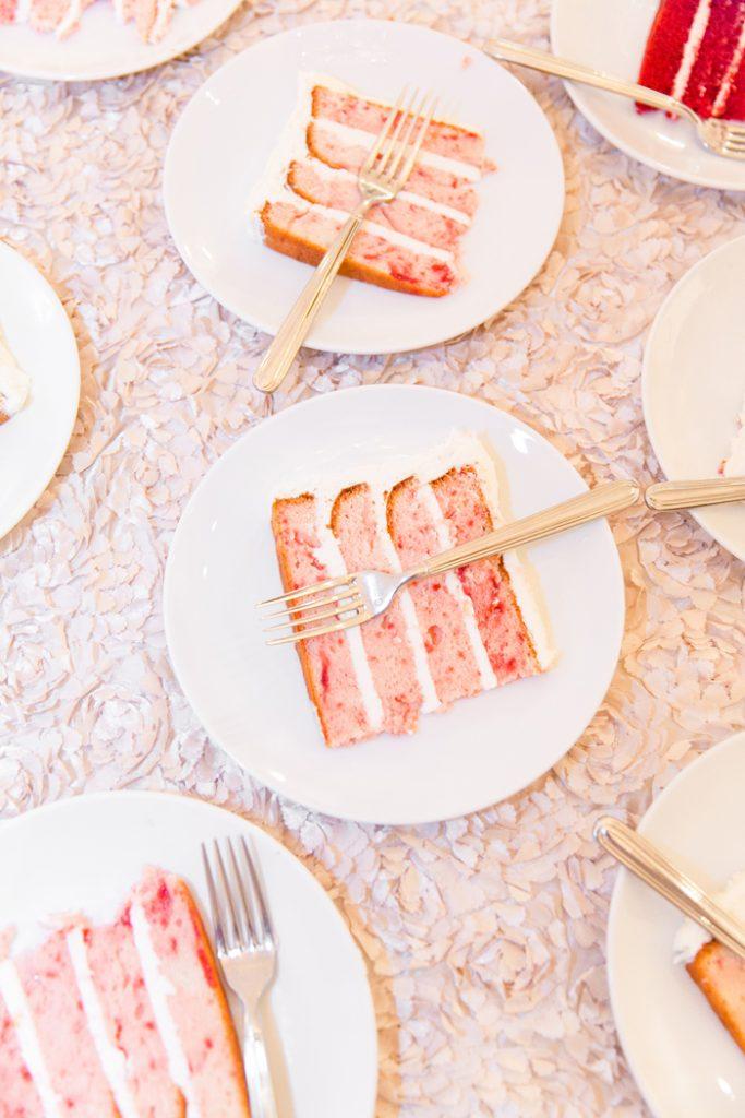 Wedding Cake | Dana Cubbage Weddings | As seen on TodaysBride.com