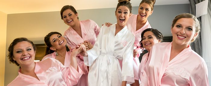 Picking the Perfect Robe for your Bridal Party