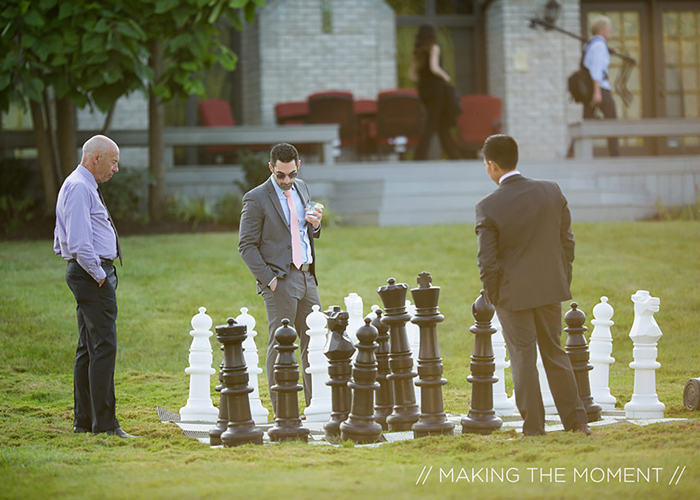 Yard Games | Making the Moment | As seen on TodaysBride.com