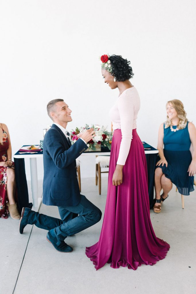 Engagement Announcement   Dani White Photography   As seen on TodaysBride.com