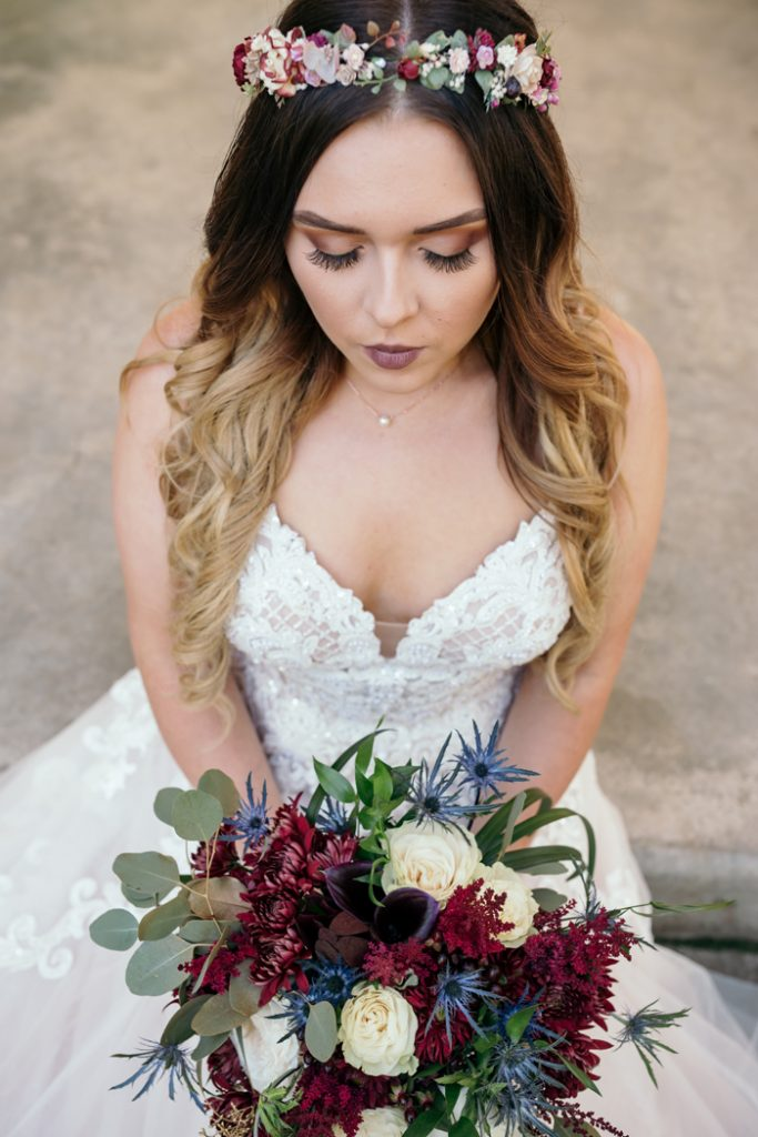 Woodland Wedding | Jadie Foto | As seen on TodaysBride.com