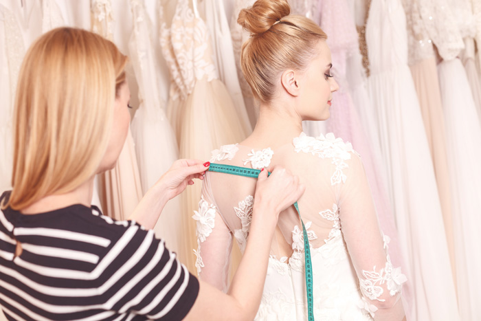 Quiz Finding The Perfect Wedding Dress For Your Body Today S Bride