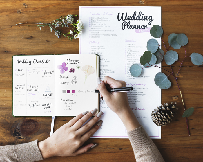 wedding checklist |  as seen on TodaysBride.com