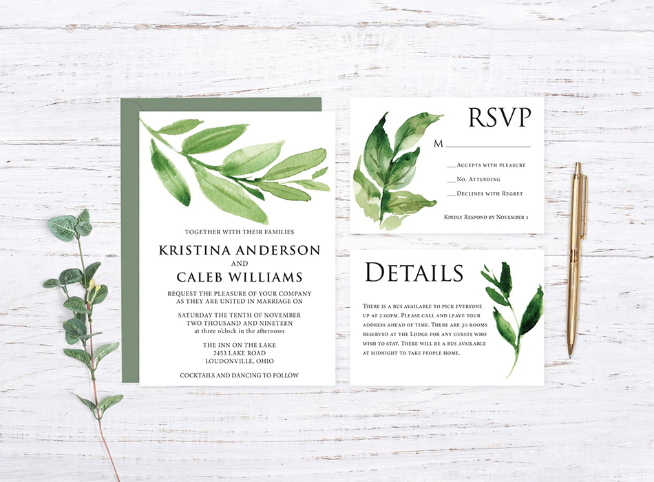 Truly Inspired Paper Co | As Seen On TodaysBride.com